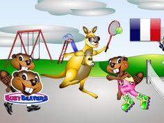 """""""Park Test"""" (French Lesson 22) CLIP - Kids Learning Video, Français Enfa..."""
