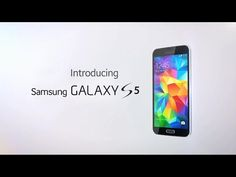 Samsung GALAXY S5 - Official Introduction - YouTube