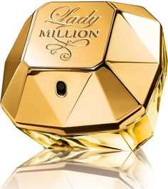 Paco Rabanne: Lady Million. My favorite Scent to wear on a night out. Literally smells like a million dollars