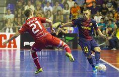 La Liga de fútbol sala, en Energy