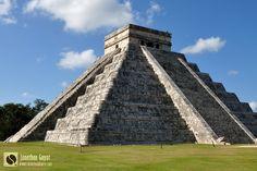 pyramide castillo chichen itza