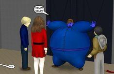 Juicing Room Comic: by Faridae - Part 1 - Violet Beauregarde Fan Site Blueberry Girl, Juicing, Fan, Comics, Room, Blue, Bedroom, Juice, Comic Book