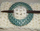 Handmade Shawl/Scarf Pin