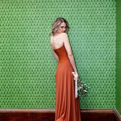 Your bridal party is sure to look flawless in this plain strapless dress with a full long skirt. Available with a sweetheart or straight neckline. Pansies, Strapless Dress, Bridesmaid Dresses, Bridal, Formal Dresses, Skirts, Forget, Essentials, Fashion