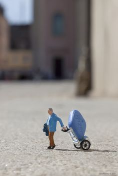 """Little People Project - """"abandoning little people on the streets since 2006"""""""