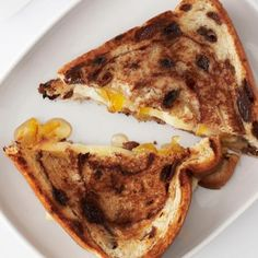 Brie and Marmalade Grilled Cheese #mothersday #breakfast #brunch
