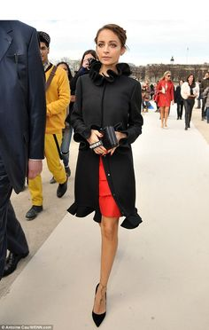 Nicole Richie Street Style Inspiration.