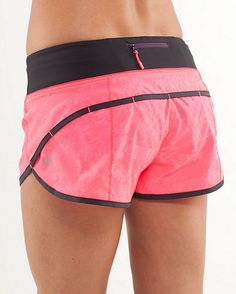 i really like these lululemon shorts. neon is the way to go for summer fitness!