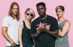 Bloc Party announce two UK shows for December