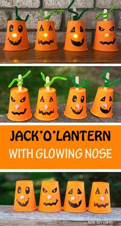 Paper cup Jack'O'Lan
