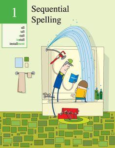 Sequential Spelling, Vol. 1 (Sonlight)