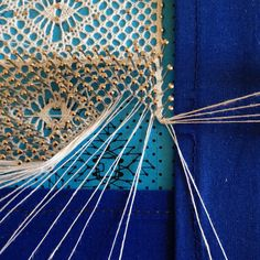Bobbin Lace Walkthrough (part 1 of 3)