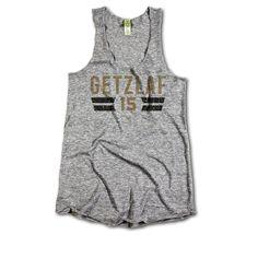 Ryan Getzlaf NHLPA Officially Licensed Anaheim Tank Top S-XL Ryan Getzlaf Font D