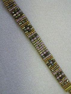 My loomed bracelt