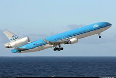 KLM - Royal Dutch Airlines McDonnell Douglas MD-11 (airliners.net)