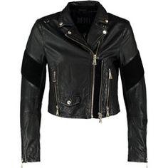 5a2b886bb74f0 Kurtka damska Jofama - Zalando Jacket Price, Chupa, Color Negra, Must Haves,