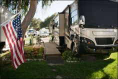 Flying Flags RV Resort and Campground in Buellton California... award winning RV Resort along the beautiful central coast & ideally located right in Wine Country!