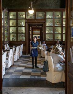 Caffé Reale, pause royale - Nos meilleures adresses à Turin - Elle Décoration