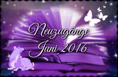 Neuzugänge Juni 2016# Neues Intro#
