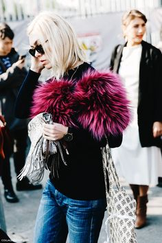 Just because Paris Fashion Week is coming to an end doesn't mean the inspiration should too. Check out our five favorite blog posts from Paris FW, all with tons of awesome looks to fuel your love...