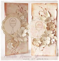 /The Holy Communion cards First Communion Cards, Holi, Confirmation, Frame, Inspiration, Christening, First Holy Communion, Crates, Picture Frame