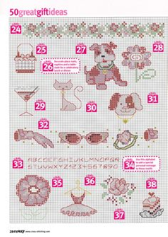 Gallery.ru / Фото #16 - Cross Stitch Crazy 090 октябрь 2006 - tymannost