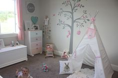 Lottie's new nursery