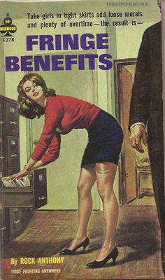 Fringe Benefits - Rock Anthony