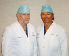 Beverly Hills Facial Plastic Surgeons, Dr. Toby Mayer and Dr. Richard Fleming