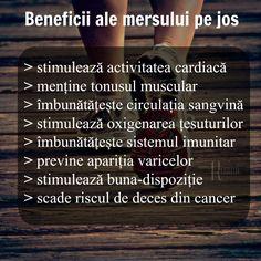 10 beneficii ale mersului pe jos! Ale, Cancer, Health, Fitness, Pandora, Running, Sport, Varicose Veins, Deporte