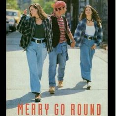 Merry Go Round ad from 1993. I used to sport this look all the time (bodysuit, flannel, wide leg jeans, big buckle belt & timbers) I would still wear this today if I could. I see this pic on here with people stating it is grudge style, lol, this was NOT consider grudge, it was what was in style at a time. There were ways to make it more grungy but this was not it. G;)