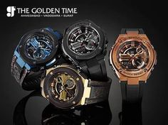 Casio watches New 2016 G-Shock watches with Impressive layered faces... Entire range now available at TheGoldenTime #thegoldentime #ahmedabad #vadodara #surat #casio #GShock Also visit: www.thegoldentime.com Helpline number : +91 9687366522