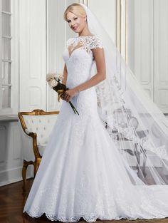 Vestido de noiva modelo: Adelia