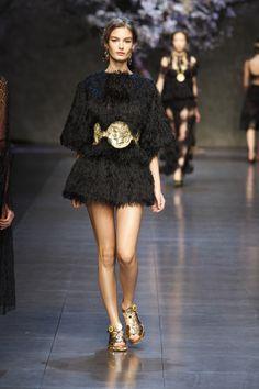 Dolce & Gabbana Woman Catwalk Photo Gallery – Fashion Show Summer 2014