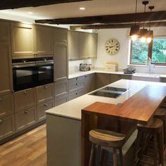 Stunning We are based in Preston and specialise in creating bespoke kitchens bedrooms and bathrooms including