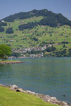 Buochs, Lake Lucerne, Switzerland