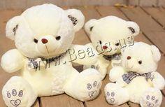Plush Teddy Bear Doll