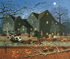 CHARLES WYSOCKI Artist American Nostalgic Art