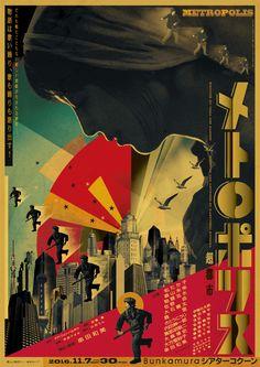 Metropolis - Enomoto Taro (Nanabai)