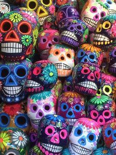 Imagen de calavera and guanajuato