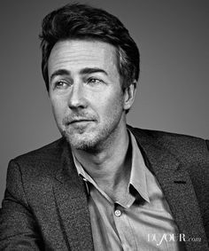 "Actor Edward Norton talks about his role in director Alejandro González Iñárritu's movie ""Birdman."""