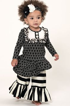 Baby Persnickety Clothing Autumn Splendor Lou Lou Dress in Black Fall 2014 Girls Clothing Brands, Baby Boutique Clothing, Girls Boutique, Boutique Dresses, Children's Boutique, Unique Clothing, Children Clothing, Clothing Ideas, Dresses Near Me