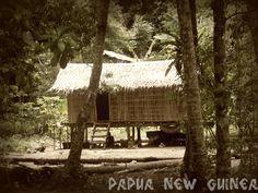A simpler way of life..    (Milne Bay, Papua New Guinea)