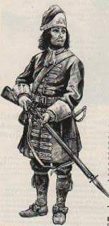 Richard Scollins Grenadier from Military Modelling