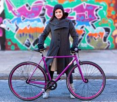 Winter cycling tips: http://www.sarahwilson.com.au/2012/04/cycling-in-winter/