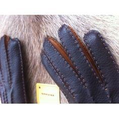 Lederhandschuhe Gefüttert #winterhandschuhe #handschuhe #lined #leather #gloves…