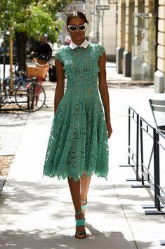 Lela Rose, Spring 2017 - The Most Beautiful Dresses at NYFW Spring 2017 - Photos