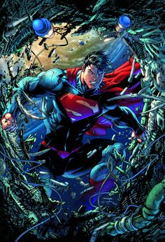 Superman Unchained #1 #SupermanUnchained #New52 #DC