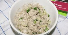 Raw tuna salad recipe | The Rawtarian