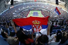 """#Tennis #Serbia #Shangai today  :)  Novak Djokovic beats Juan Martin Del Potro to win Shanghai title World number two Novak Djokovic retained his Shanghai Masters title with a thrilling 6-1 3-6 7-6 (7-3) win over Juan Martin Del Potro. """"It was a great experience again in Shanghai with a thrilling performance from both my opponent and myself,"""" said the 2013 champion."""